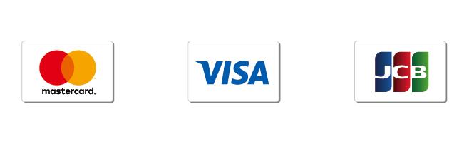 クレジットカード支払いOK